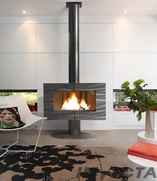 Theia 12Kw Wood Burner