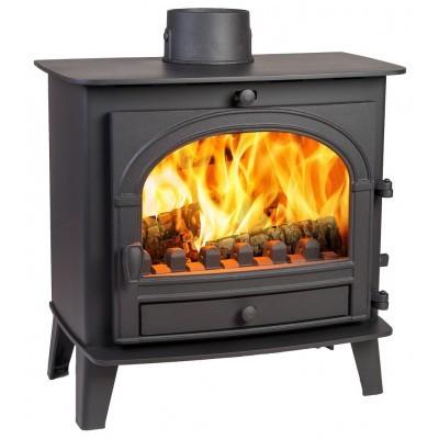 Consort 5 Slimline 6Kw Wood Burner