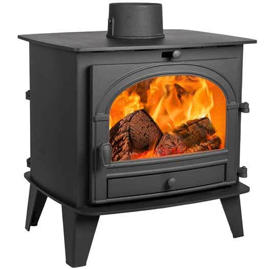 Consort 9 11Kw Double Sided Wood Burner