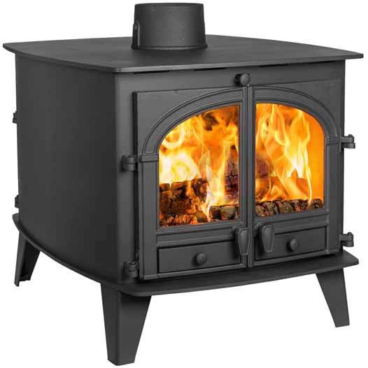 Consort 9 18Kw Double Sided DD Wood Burner