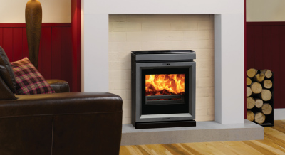 View 7 Convector 7Kw Multi Fuel Inset
