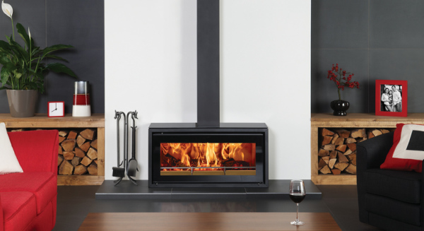 Studio 2 Freestanding 8Kw Wood Burner