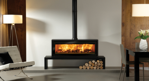 Studio 3 Freestanding 11Kw Wood Burner