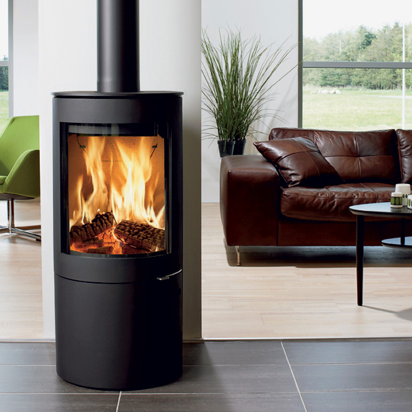 Uniq 26 4.4Kw Wood Burner