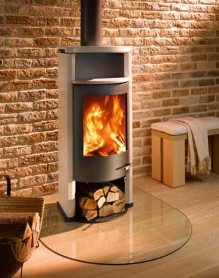 Merano 6.5Kw Wood Burner