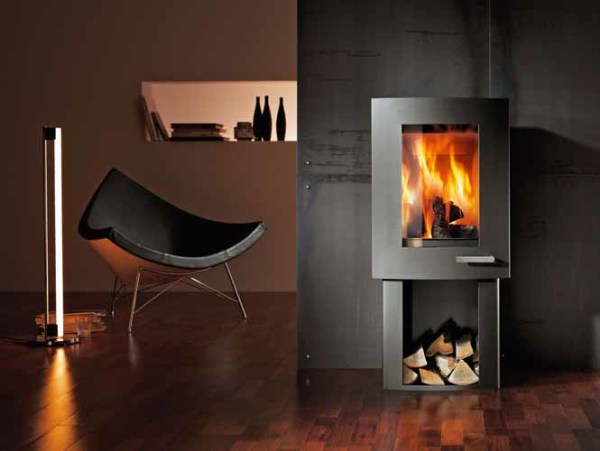 Ivo 2.0 7.7Kw Wood Burner