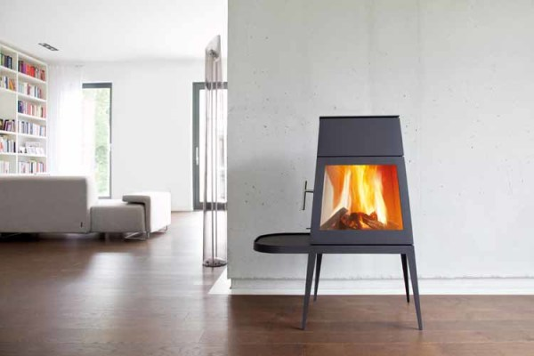 Shaker Short 7.1Kw Wood Burner