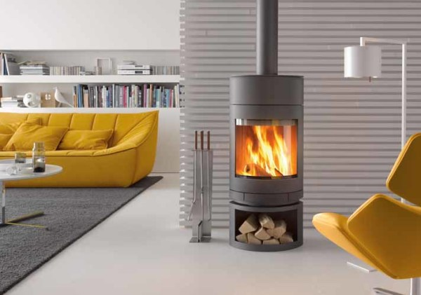 Emotion-S 4.6Kw Wood Burner