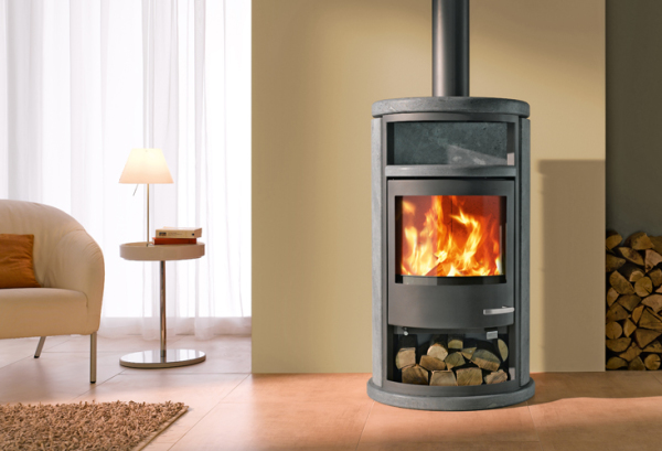 Ariso 7.1Kw Wood Burner