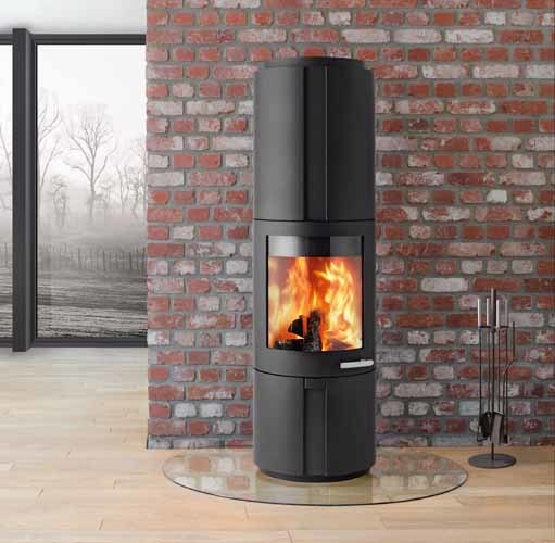 Solo 6.7Kw Wood Burner