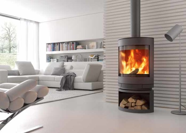 Emotion-M 8.1Kw Wood Burner