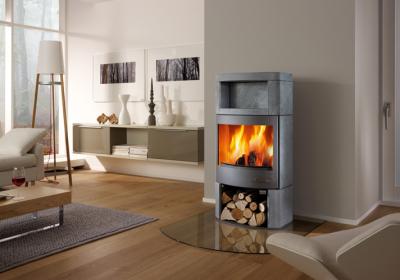 Ator Plus 7.1Kw Wood Burner