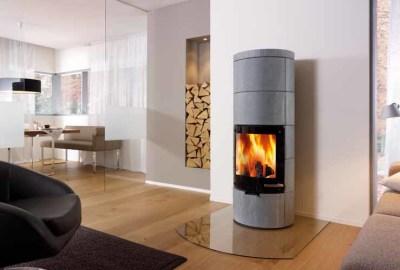 Milano Medium 6.2Kw Wood Burner