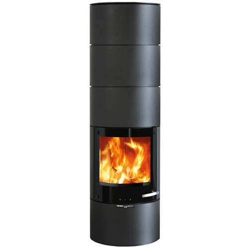 Milano Large 6.2Kw Wood Burner