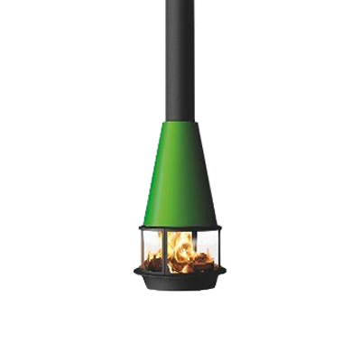 Traforart Arlet Low Suspended 14.4Kw Wood Burner