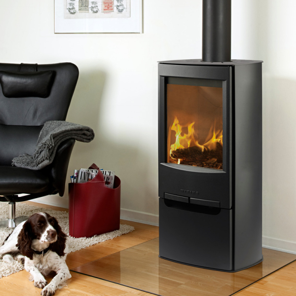 Wiking Miro 4 8Kw Wood Burner