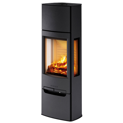 Wiking Miro 5 8Kw Wood Burner