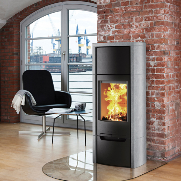 Wiking Miro 6 8Kw Wood Burner