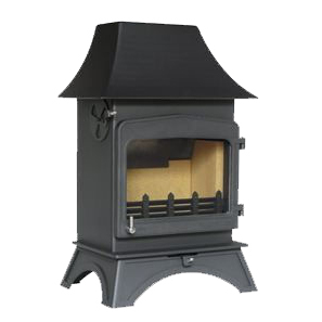 Woodwarm Wildwood 5 5Kw Wood Burner