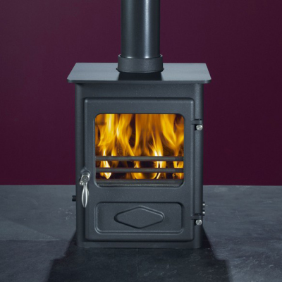 Woodwarm Foxfire 4 4Kw Multi Fuel