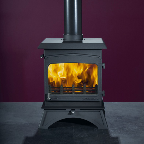 Woodwarm Wildwood 6 6Kw Wood Burner
