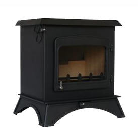 Woodwarm Wildwood 12 12Kw Wood Burner
