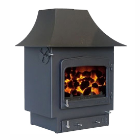 Woodwarm Fireview 12 12Kw Multi Fuel