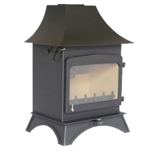 Woodwarm Wildwood 12 Plus 12Kw Wood Burner