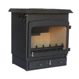 Woodwarm Fireview 12 Plus 12Kw Multi Fuel
