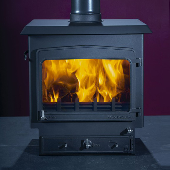 Woodwarm Fireview 16 16Kw Multi Fuel