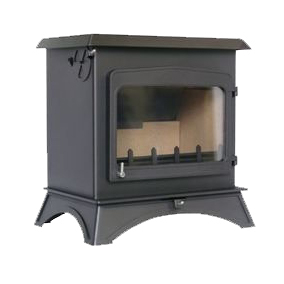 Woodwarm Wildwood 20 20Kw Wood Burner