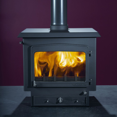 Woodwarm Fireview 20 20Kw Multi Fuel