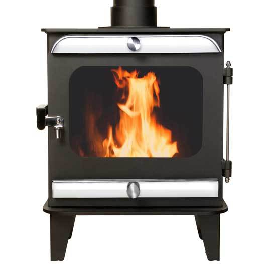 Firestorm 4.5SE 4.5Kw Wood Burner