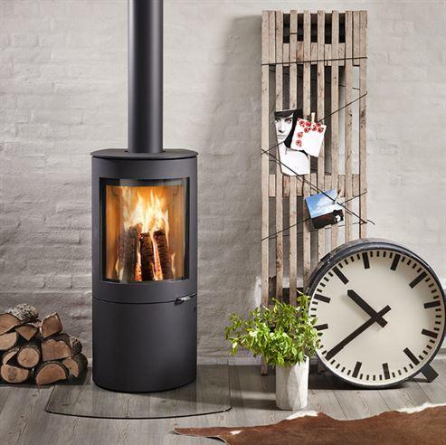 Westfire Uniq 26 4.4Kw Wood Burner