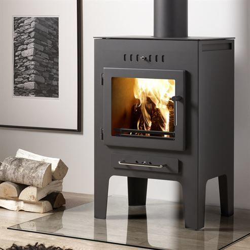 Westfire Uniq 5a 4.7Kw Wood Burner