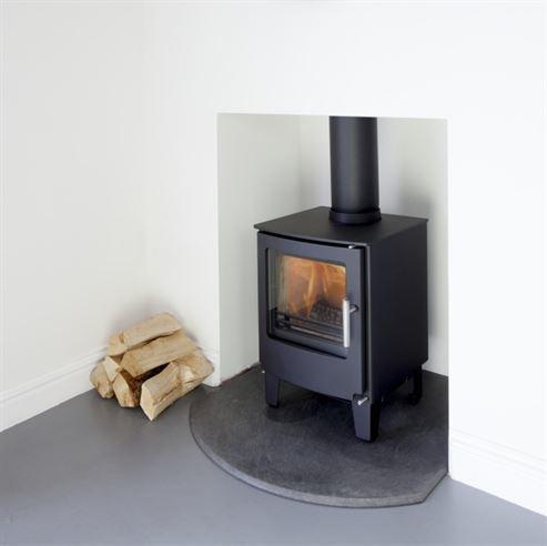 Westfire Series One 4.9Kw Wood Burner