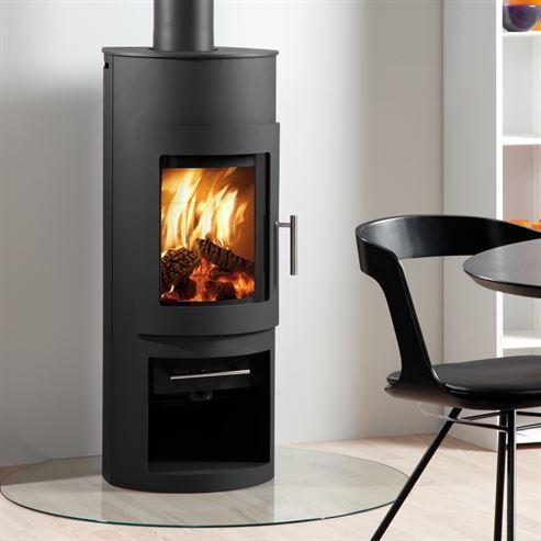 Westfire Uniq 15 5Kw Wood Burner