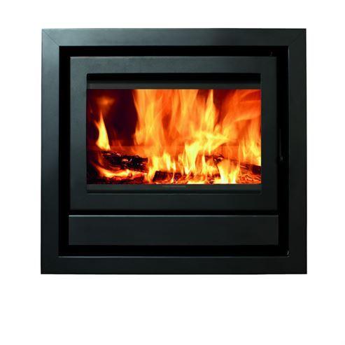 Fogo Montanha Classic E600 7.8Kw Wood Burning Inset