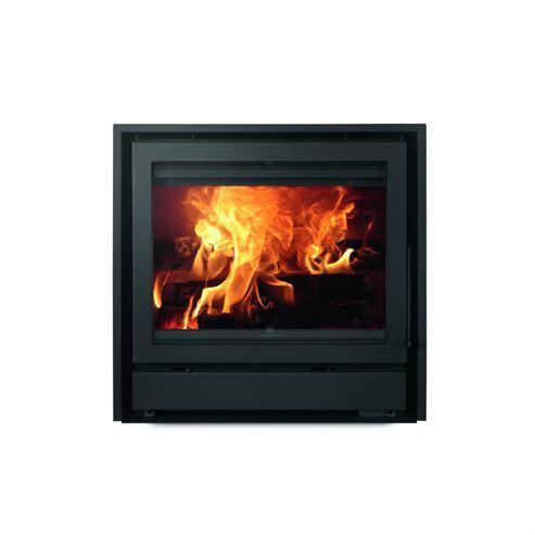 Fogo Montanha Green Air G700 9.1Kw Wood Burning Inset