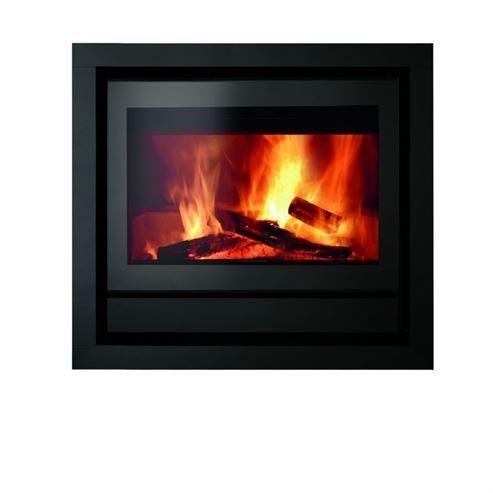 Fogo Montanha Vitro V700 10Kw Wood Burning Inset