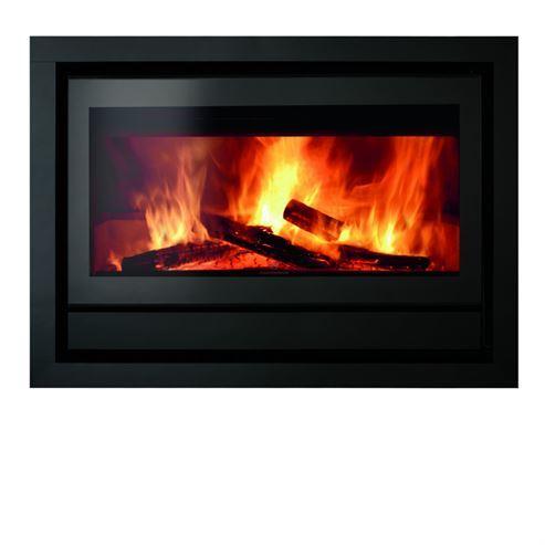 Fogo Montanha Vitro 900 11Kw Wood Burning Inset
