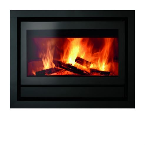 Fogo Montanha Vitro V800 11.2Kw Wood Burning Inset