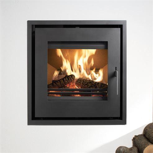 WF Uniq 23 Inset 6.1Kw Wood Burner