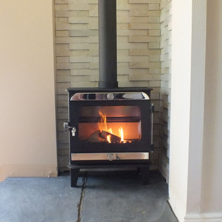 Firestorm 6.5 SE 6.5Kw Wood Burner