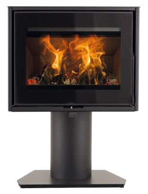 Heta Scanline 95 6.5Kw Wood Burner