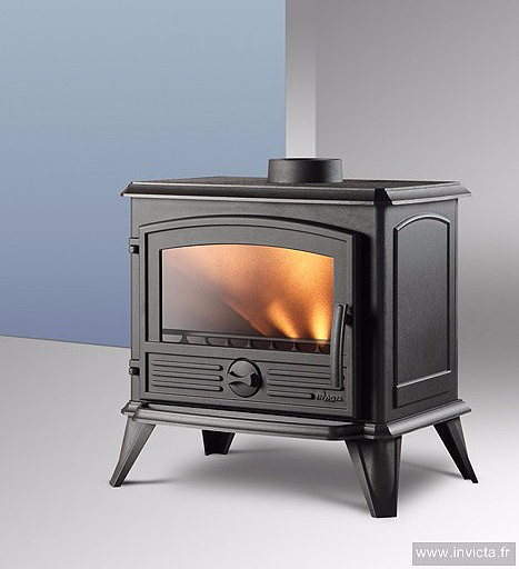 Invicta Samara 6Kw Wood Burner