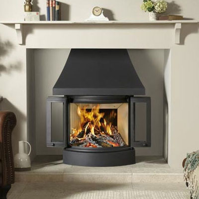 Nordpeis NI25 6.2Kw Wood Burner