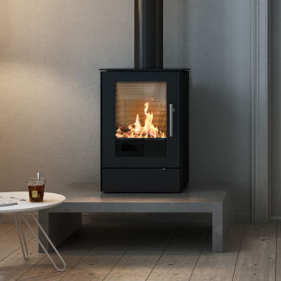 Rais Q-Tee 6Kw Wood Burner