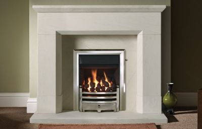 "The Parrona 48"" in Portuguese Limestone"