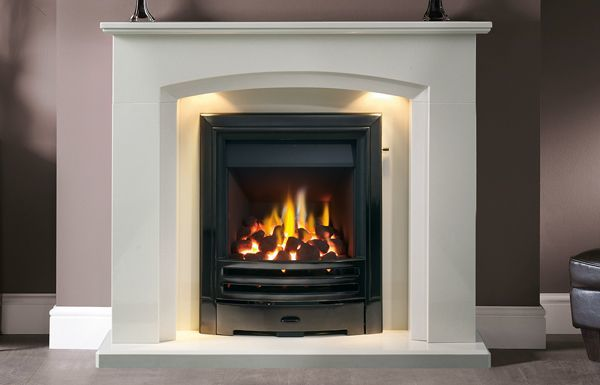 """The Holwell 42"""" in Barley White"""